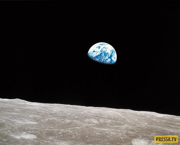 Самые значимые фотографии в истории, по версии журнала Time (8 фото)