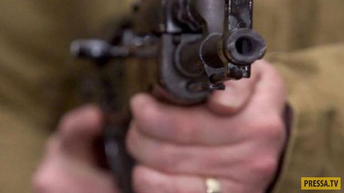 Мужчину расстреляли из автомата калашникова на юго-западе Москвы