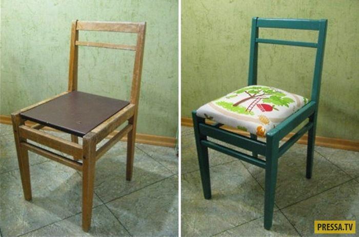 Вторая жизнь для советской мебели (20 фото)