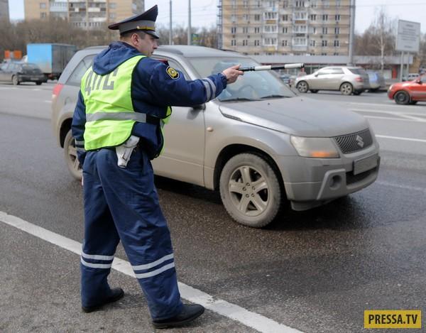 На рассмотрение Госдумы внесён законопроект о штрафах за опасное вождение