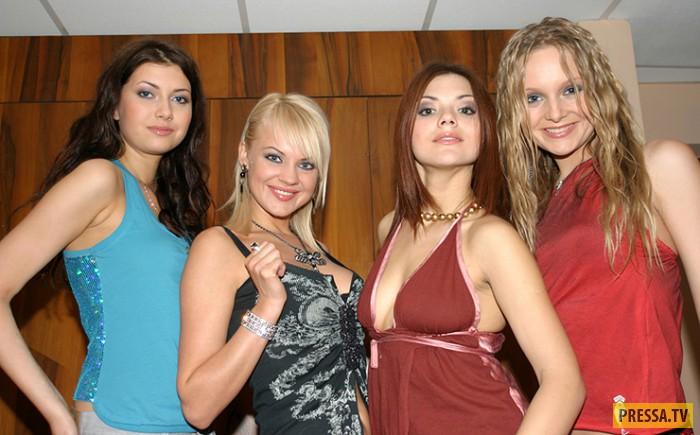 Судьбы участниц  забытых девчачьих групп (10 фото + 9 видео)