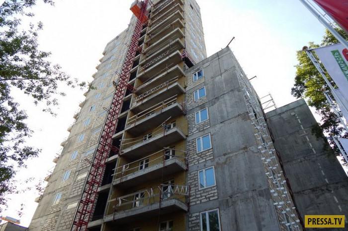 Владелец строительной компании задержан по подозрению в двойных продажах квартир