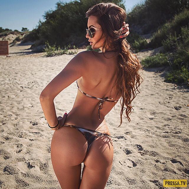 Спортивные девушки - красиво и сексуально (34 фото)