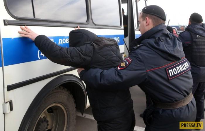 Задержаны участники перестрелки на Черёмушкинском рынке