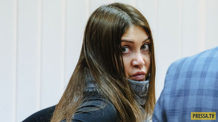 Мара Багдасарян вышла на свободу из спецприемника