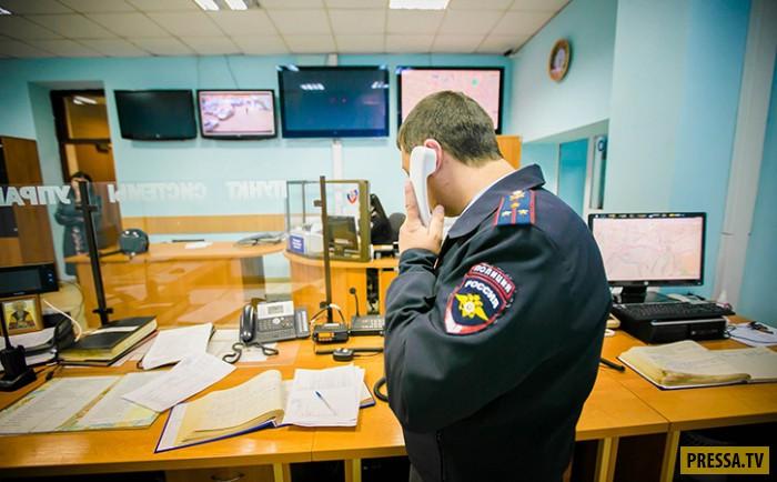 В Москве неизвестный проткнул ножом живот молодому парню