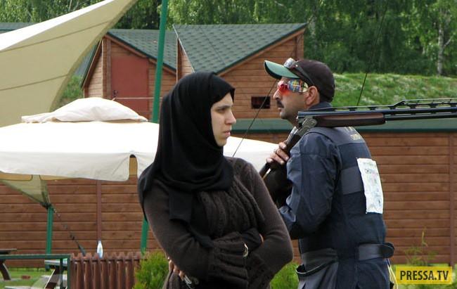 Шейх Саид - принц Дубая и его белорусская жена (6 фото)