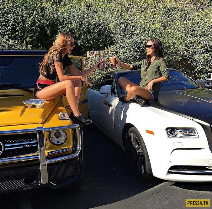 Какими подарками балуют своих женщин самые богатые мужчины (23 фото)