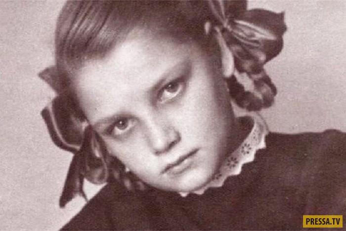 Наталья Кустинская - русская Брижит Бардо (21 фото)