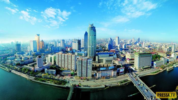ТОП-10 самых больших по размеру городов (11 фото)