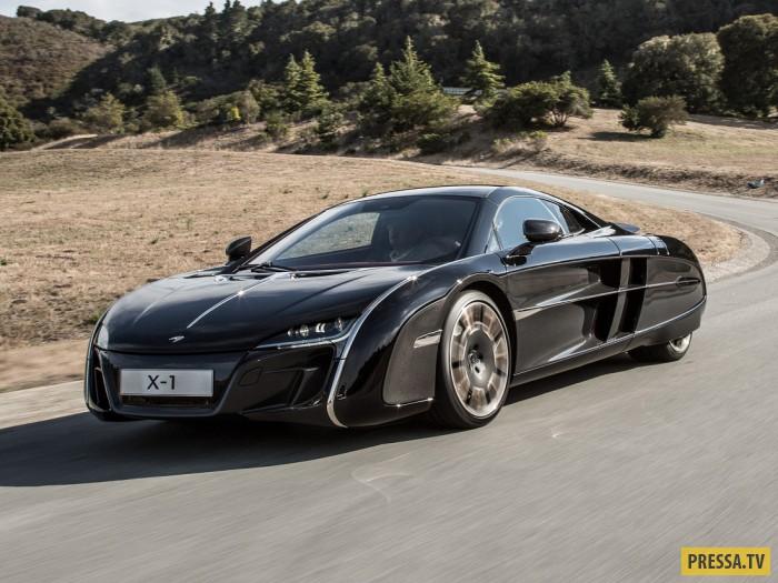 ТОП-10 самых дорогих автомобилей (20 фото)