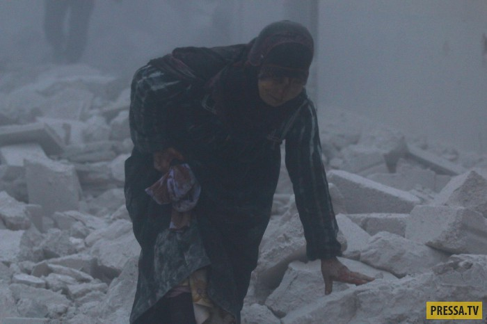 Как выглядел Алеппо до войны, и как он выглядит сейчас (25 фото)
