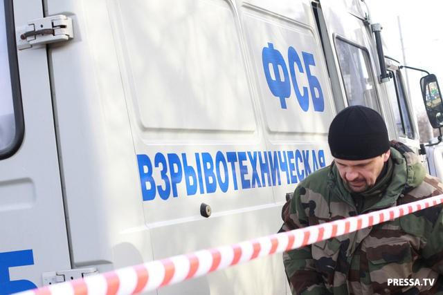 Полиция обнаружила автомобиль с боеприпасами на юго-западе Москвы
