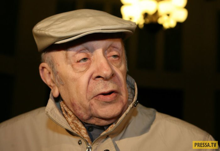Замечательному актеру театра и кино Леониду Броневому исполнилось 88 лет (10 фото)