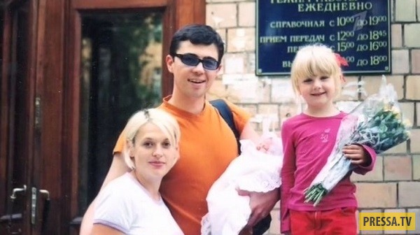 Семья Сергея Бодрова - тогда и сейчас (6 фото)
