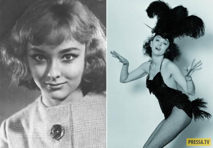Анастасия Вертинская - одна из самых красивых и талантливых актрис советского кино (20 фото)