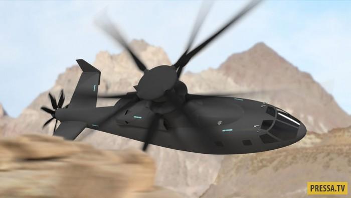 Новые вертолеты США: Быстрее и дальше (2 фото)