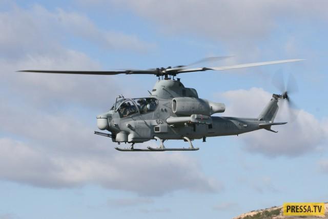 ТОП-10 современных ударных вертолётов (20 фото)