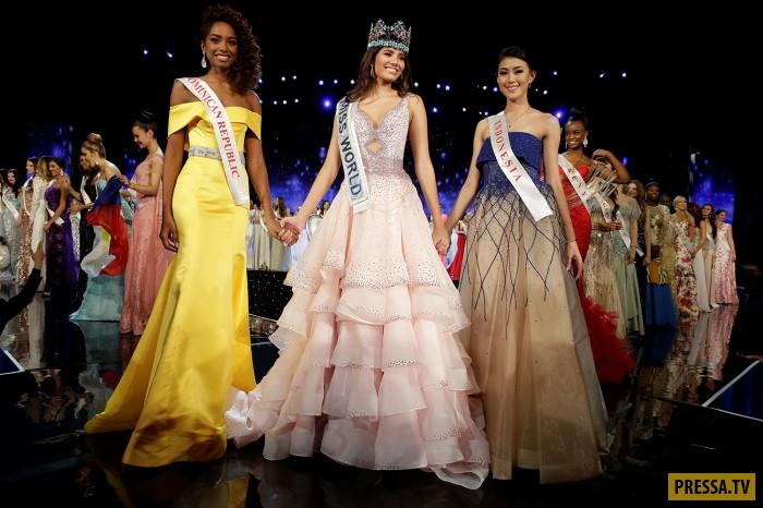 Стефани Дел Вали - «Мисс мира — 2016» (14 фото)