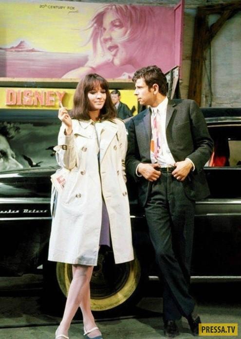 Женская мода 60-х в Англии (25 фото)