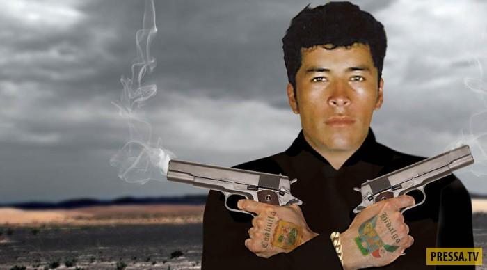 ТОП-5 самых опасных бандитов в мире (5 фото)