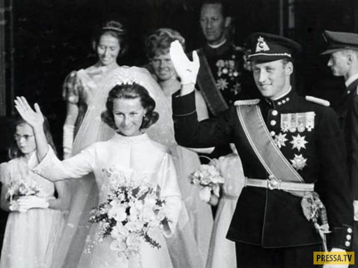 Самые скандальные мезальянсы 20 века (17 фото)