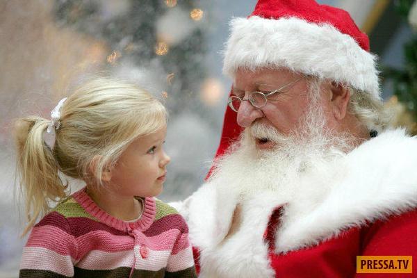 Бесплатный разговор с дедом Морозом - порадуйте своего ребенка