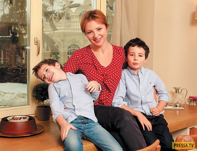 В семье Анны Банщиковой намечается пополнение - актриса ждёт третьего ребёнка