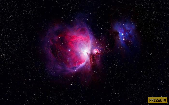 ТОП-10 уникальных объектов в космосе (15 фото)