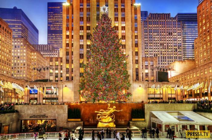 Где лучше всего встречать Новый Год 2017 (10 фото)