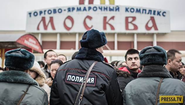 "В ТЦ ""Москва"" обнаружили тело избитого до смерти китайца"