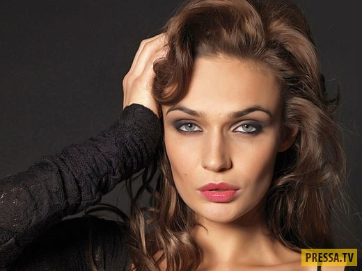 Алёна Водонаева снялась в образе певицы Эми Уайнхаус (фото)
