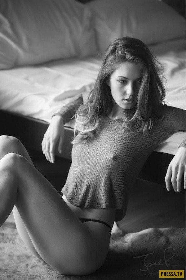 Милые девушки с красивыми формами (40 фото)