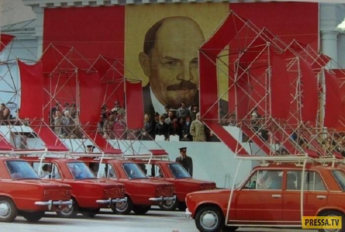 История России в фотографиях (31 фото)