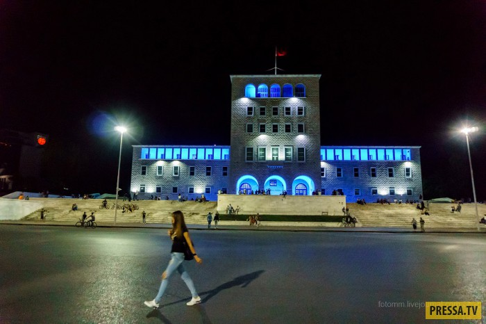 Скромная такая, незаметная ... Албания! (57 фото)
