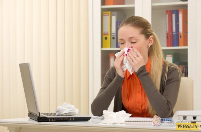 ТОП-10 очень редких видов аллергии (10 фото)