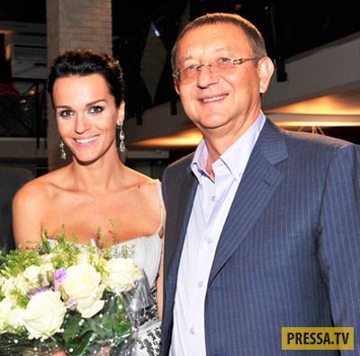 Певица Слава готовится к свадьбе (5 фото)
