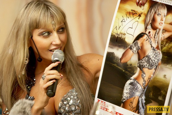 Известная российская певица LAMA больна раком