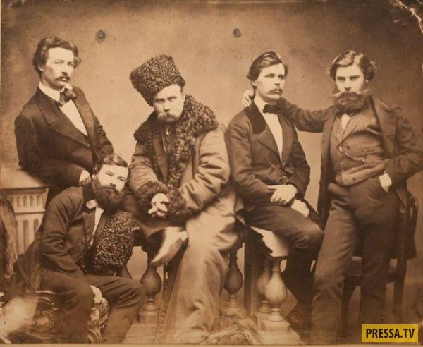 Редкие исторические фотографии (17 штук)
