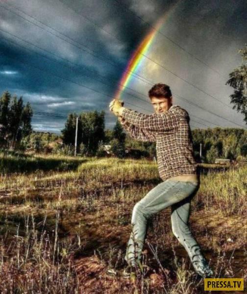 Забавные фотографии со всего света, часть 26 (100 фото)