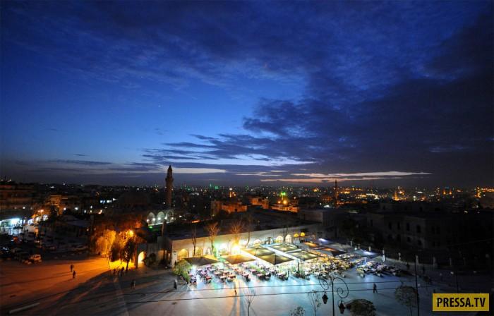 Как выглядел Алеппо до войны, и как выглядит сейчас, часть 2 (18 фото)