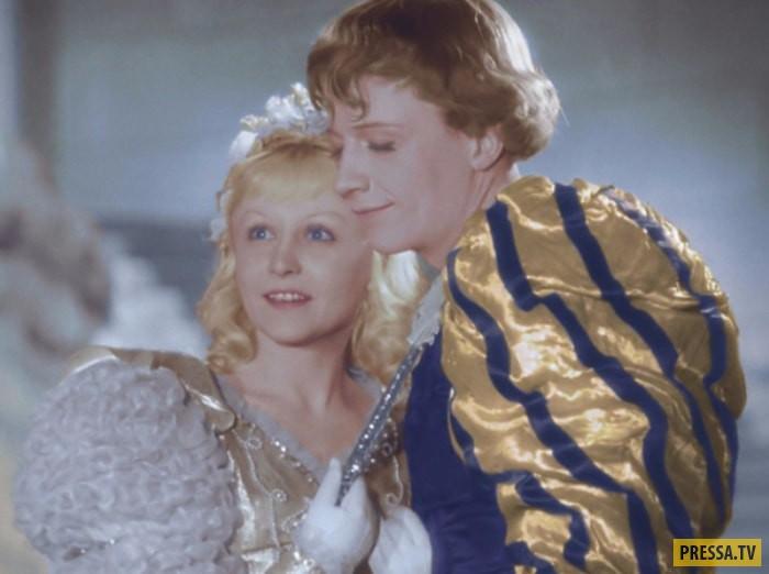 Янина Жеймо - самая известная советская Золушка и ее непростая судьба (18 фото)