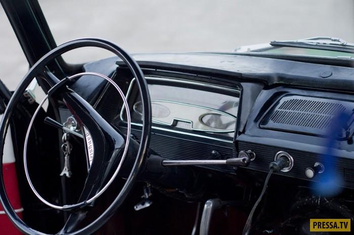 Ретро автомобили как хобби