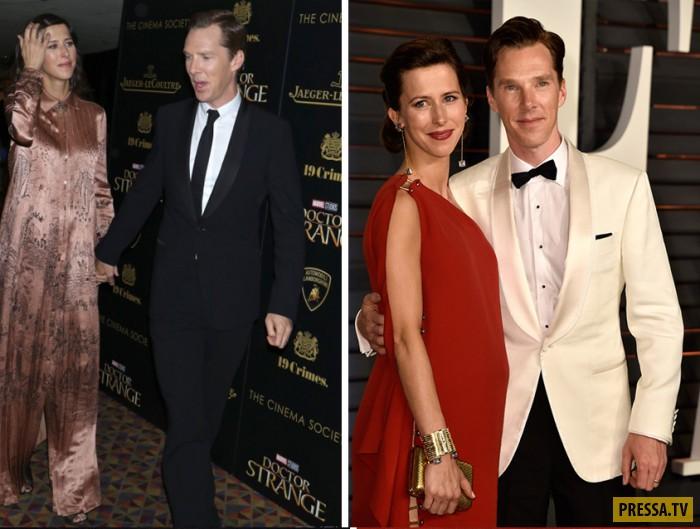 Известные женщины, которые в наступающем году станут мамами (9 фото)