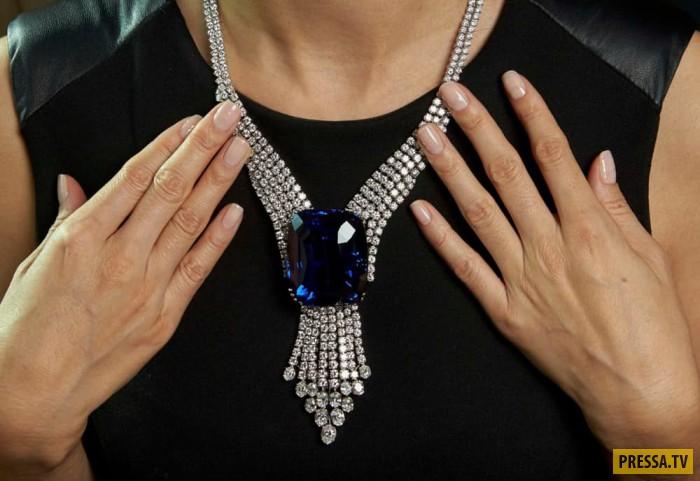 ТОП-11 самых дорогих ювелирных изделий с драгоценными камнями (11 фото)