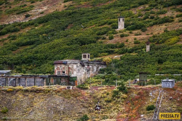Заброшенная ядерная военная база Анадырь-1 на Чукотке (40 фото)
