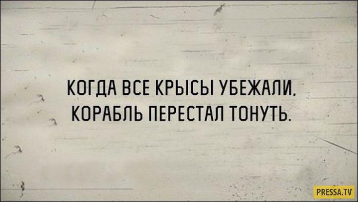 """Прикольные """"Аткрытки"""" с жизненными цитатами (20 фото)"""