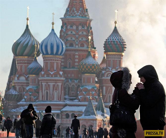 Московские понты