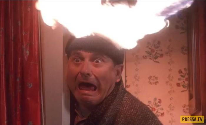"""Интересные факты о популярной новогодней комедии """"Один дома"""" (9 фото)"""