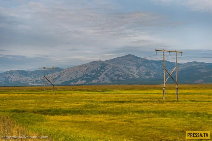 Красота Колымы по маршруту следования федеральной трассы (26 фото)